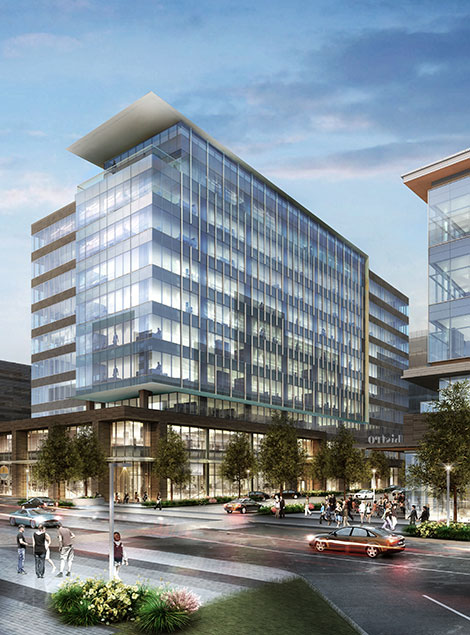 Corporate Campuses | Springwoods Village | Houston, TX
